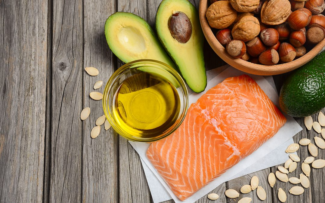 "What exactly are ""healthy"" fats – aren't all fats bad!"