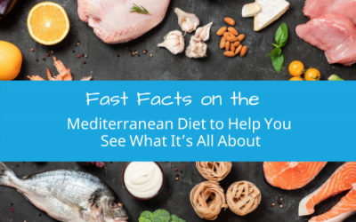 Fast Facts on the Mediterranean Diet to Help You See What It's All About